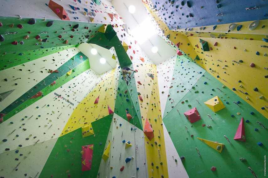 Kletterwerk Radolfzell, Halle 2