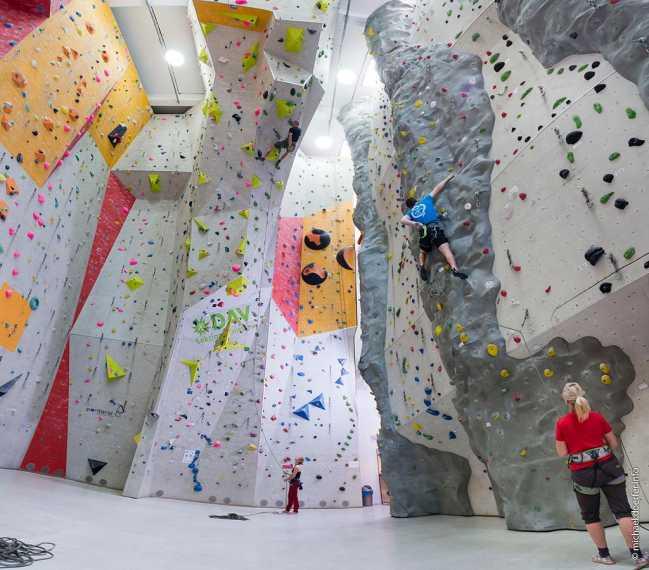 Kletterwerk Radolfzell, Halle 1
