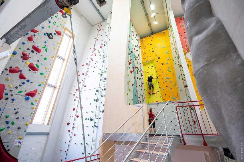 Kletterwerk Radolfzell, Neuer Schulungsbereich